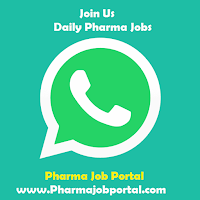 Join WhatsApp Group Community - Pharma Job Portal
