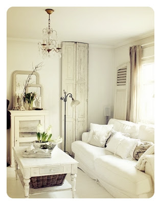 inspired - a dreamy living room
