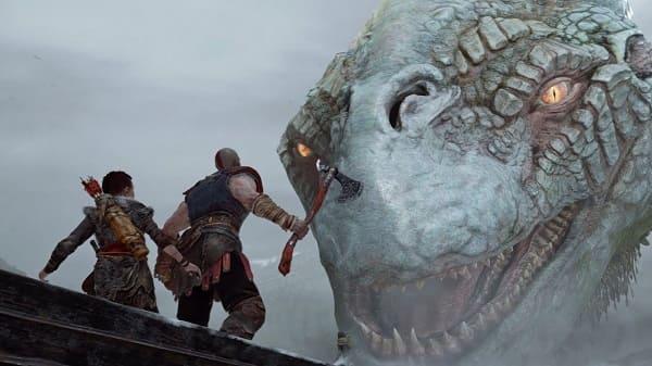 لعبة God of War مرشحة كأفضل لعبة لعام 2018