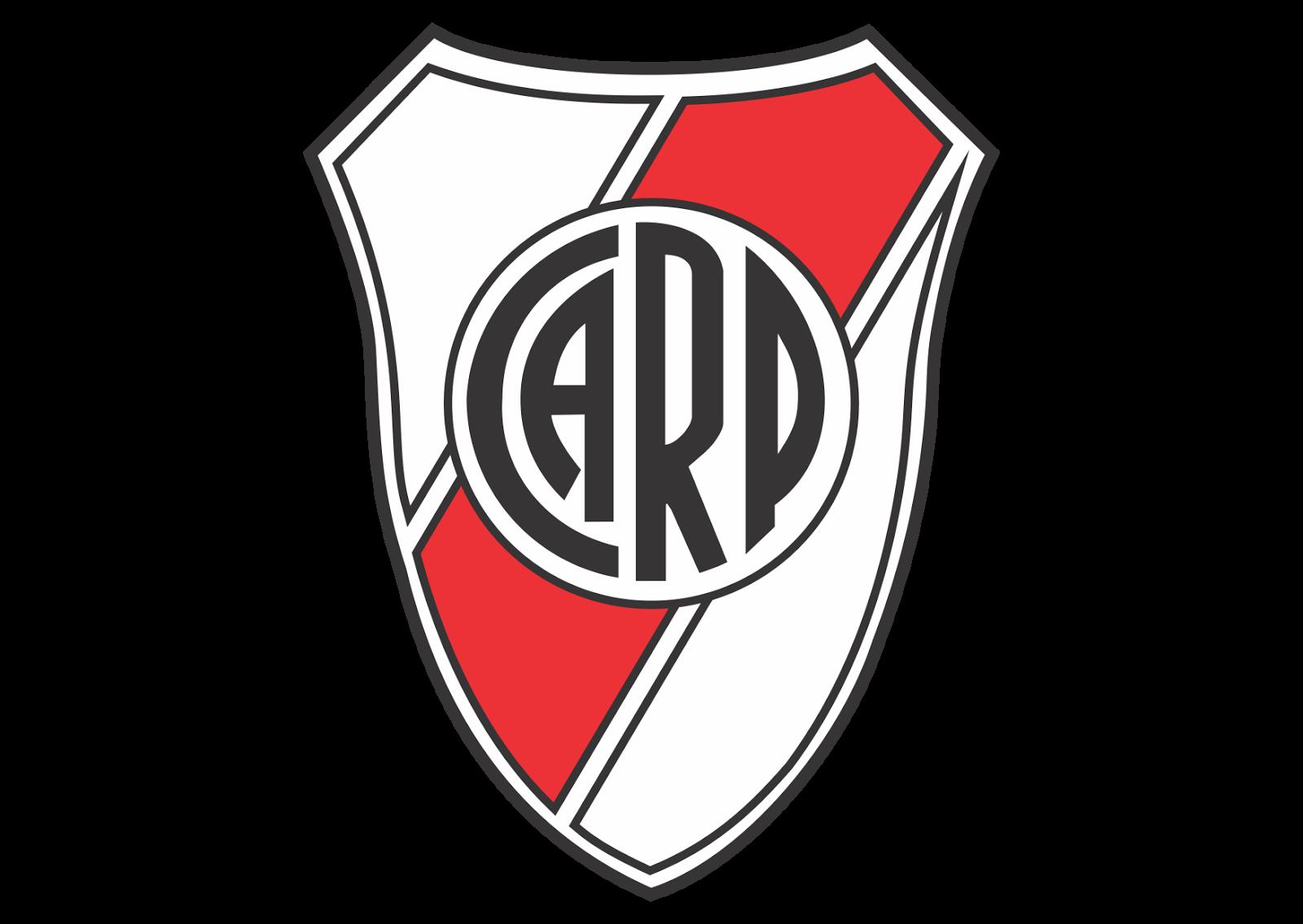River Plate: River Plate Escudo Logo Vector
