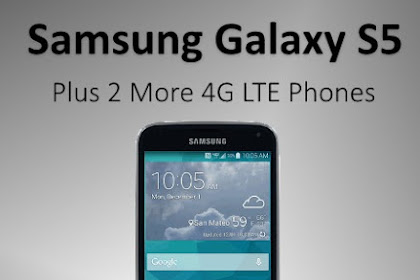New Phones Available For Tracfone Including Samsung Galaxy S5