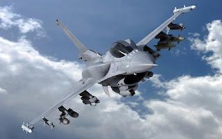 Jet Tempur F-16 Viper