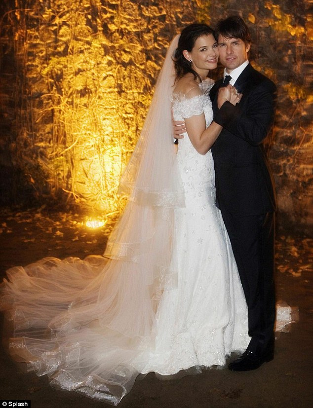 Dream Wedding The Pair Married In An Italian Castle 2006 And Filed Their Marriage Certificate California
