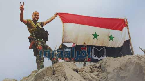 اخبار سوريا اليوم 19/5/2016.. سيطرة الجيش السوري على بلدة قرب دمشق