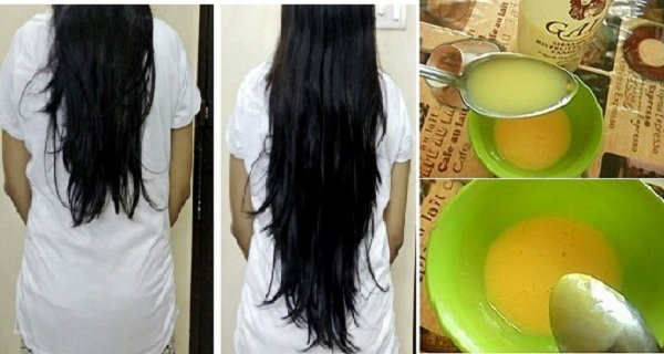This Homemade Balm Stimulates Hair Growth and Makes it Shiny