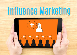 Influencer marketing in digital world