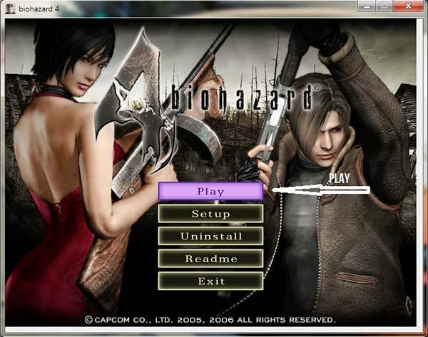 Biohard 4 - Resident Evil 4 Cheats, Codes Tricks