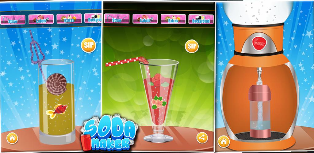 Soda Maker - Kids Game for Fun Free to Download « Free ...
