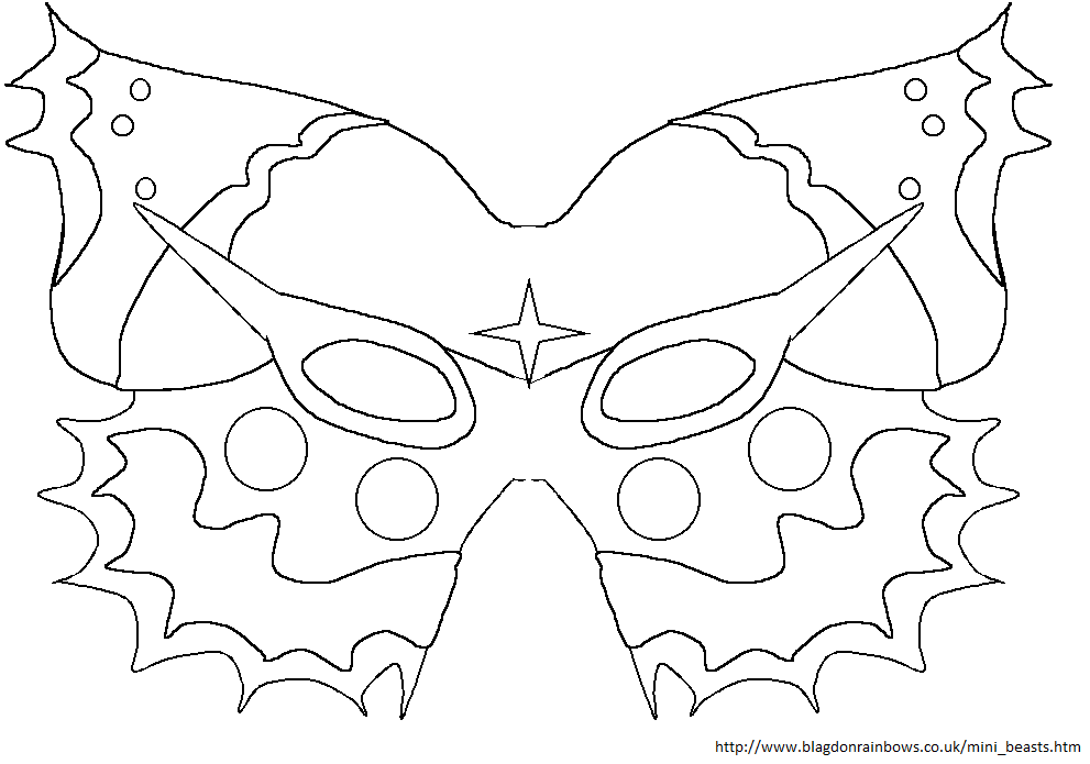 Teach Cheat: Butterfly Masks