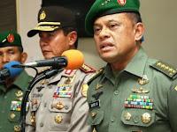 Panglima TNI: Kalau Ada Veteran Terlantar, Informasikan kepada Kami