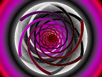 Golden Mean Spiral, Simbol Geometri Suci