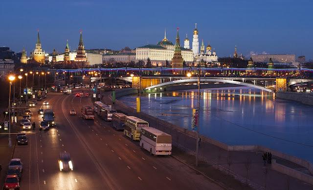 Kremlin lights