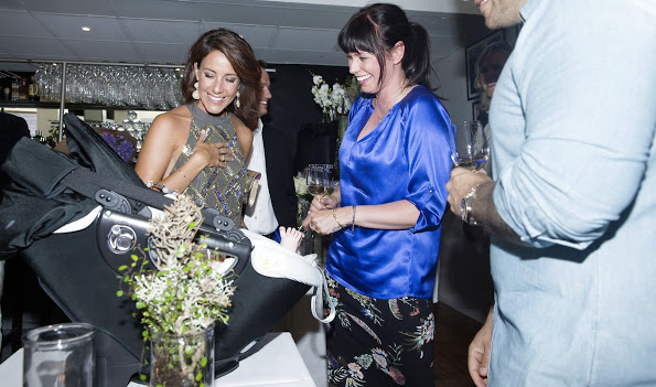 Princess Marie Attended The Opening Ceremony Of A Restaurant In Copenhagen