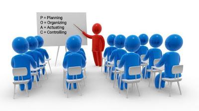 Contoh Penerapan POAC pada Perusahaan UKM