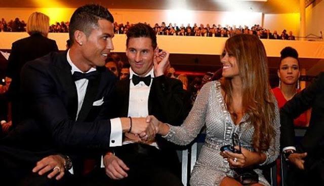 Ronaldo Tak Bakal Diundang ke Pernikahan Messi?