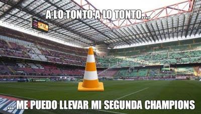 Memes Final Champions Madrid - Atleti