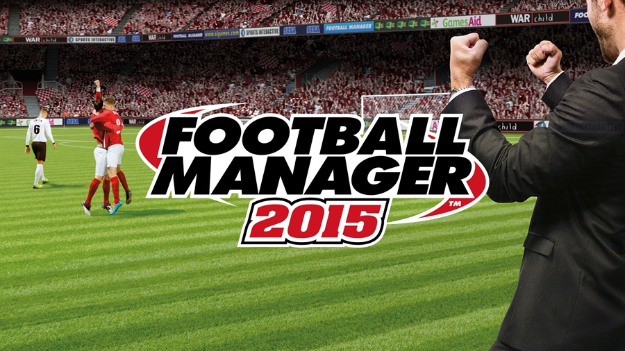 Football Manager 2015 PC Download Poster