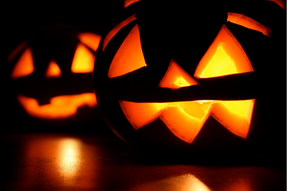 Halloween - La fiesta de Samhain - Tiempo de Gracia