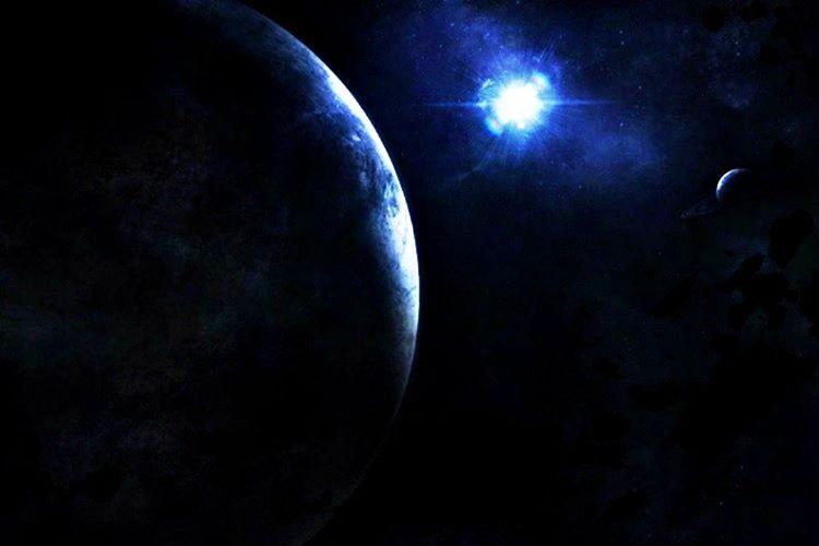 İçine çöken süper kütleli bir yıldız, milisaniyelik aralıklarla kaynağı bulunamayan bu ışığı yayıyor olabilir.