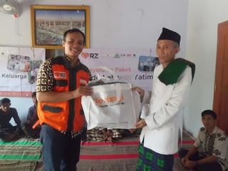 Baitul Maal PT. Krakatau Engineering Berbagi Senyum Ramadhan Kepada Anak Yatim dan Dhuafa