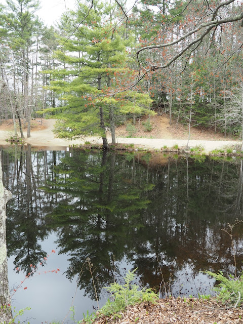 old sturbridge village mill pond