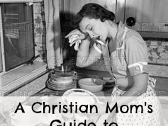 A Christian Mom's Guide to Cleaning for Company