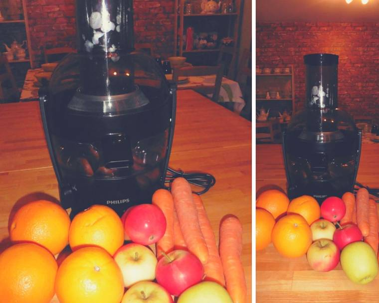 Philips Viva Collection Juicer Review And Tasty Recipes