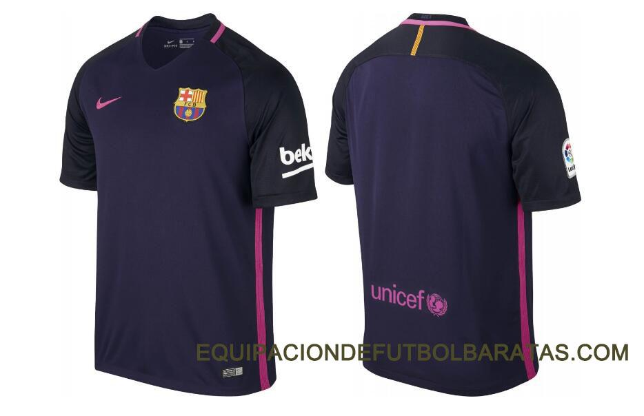 segunda equipacion Barcelona baratas