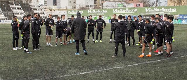 Lo blanco y lo negro del nuevo equipo