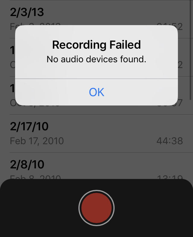 new concept d602d 1276f iOS 12.1.2 Microphone Not Working [Fixed]