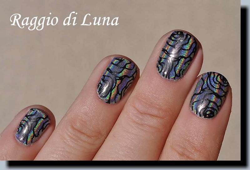 Nail stamping: seals for nails