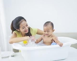 cara memilih sabun bayi yang tepat