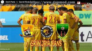 FTS 18 Mod Sriwijaya FC v2 by Reksi Apk + Data Obb