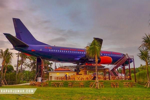 Keramas Aero Park di Gianyar Bali