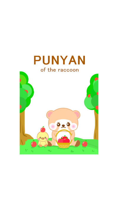 Raccoon Punyan
