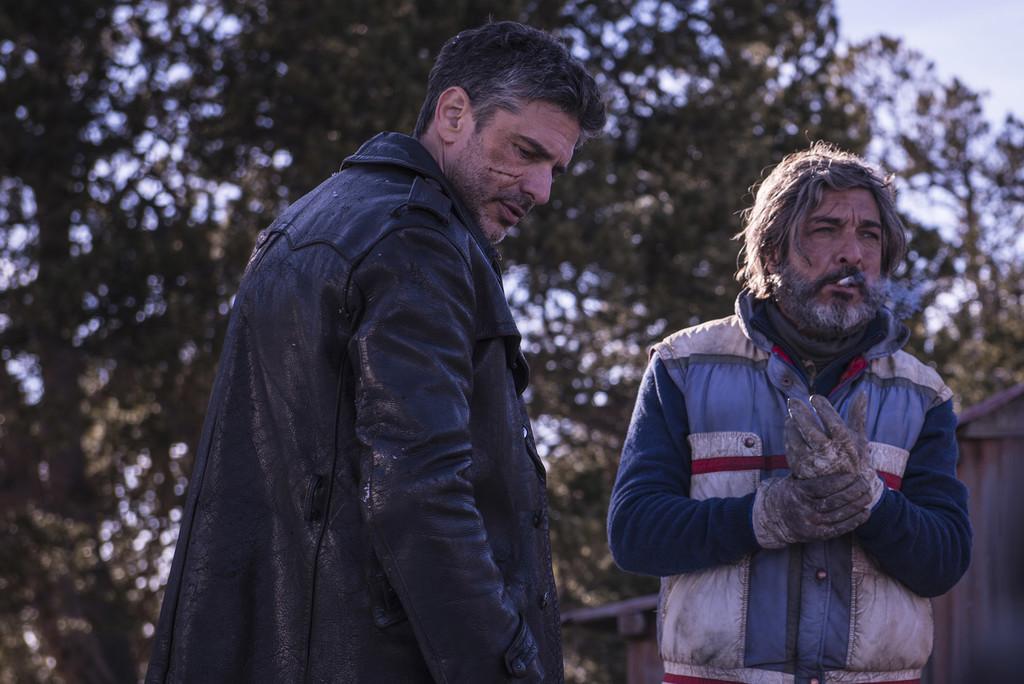NIEVE NEGRA - pelicula - Ricardo Darín y Leonardo Sbaraglia