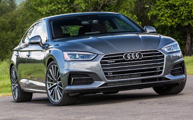Audi convoca três modelos para recall por friso decorativo