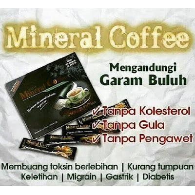 kebaikan mineral coffee