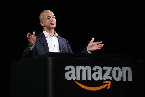 UAE FINANCIAL MARKET: Why is Jeff Bezos meeting Mohamed Alabbar?