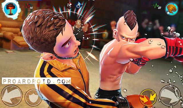 لعبة الملاكمة Boxing Star v1.5.2 مهكرة كاملة للأندرويد (اخر اصدار) logo