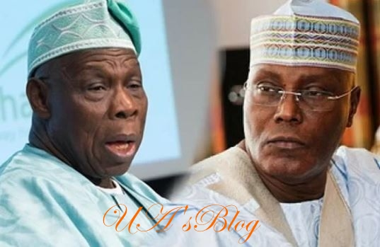 2019: Atiku fires back at Obasanjo, says ex-President should reconcile with his God