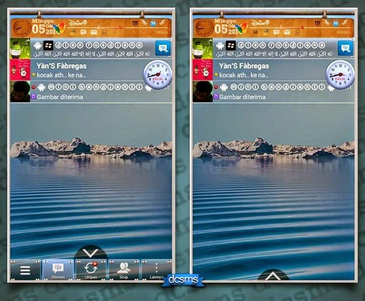 BBM Mod Transparan