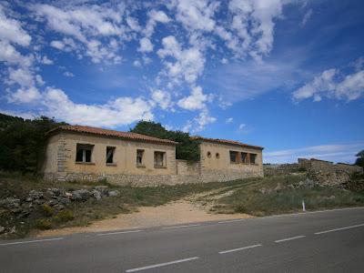 Edificaciones del Cañigral (Albarracin)