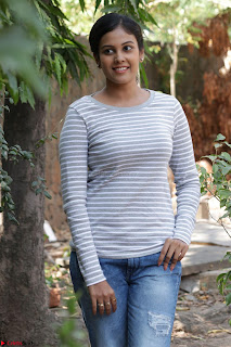 Actress Chandini in ed Tight Top at Ennodu Yilayadu tamil movie press meet ~  39.jpg