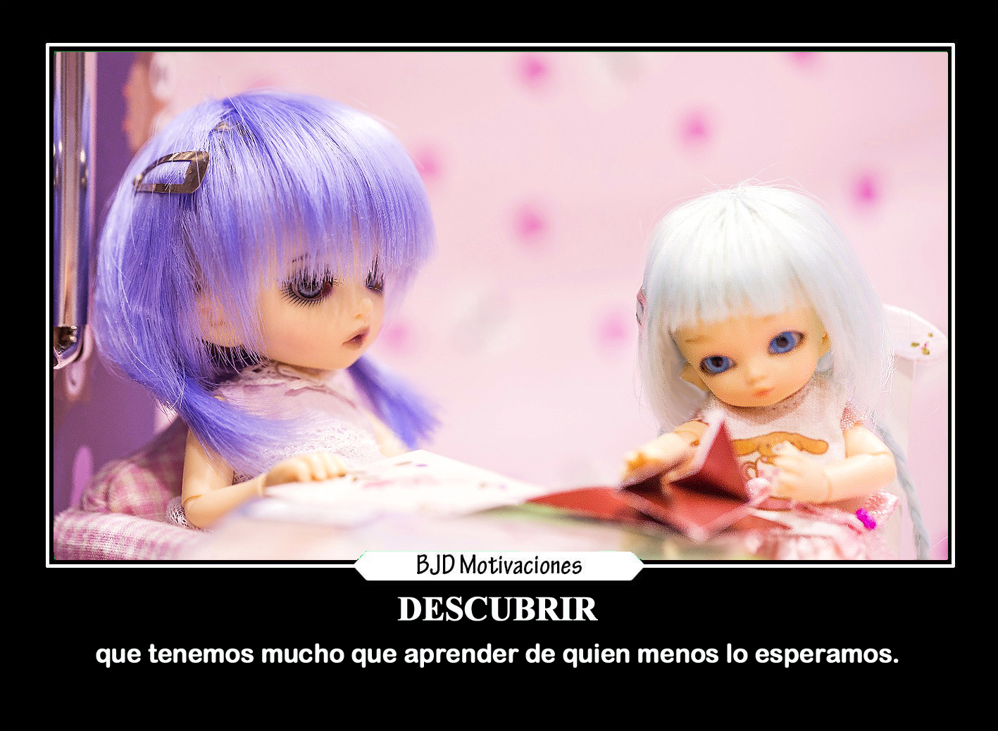 Sweet Faery Doll Frases Motivacionales