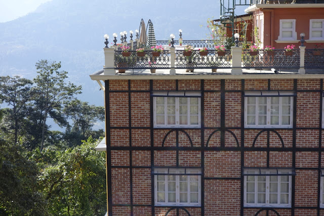 Luxury stay in Gangtok