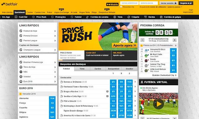 Betfair - A melhor e maior bolsa de apostas esportivas do mundo