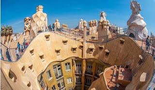 La lotería de navidad en Barcelona