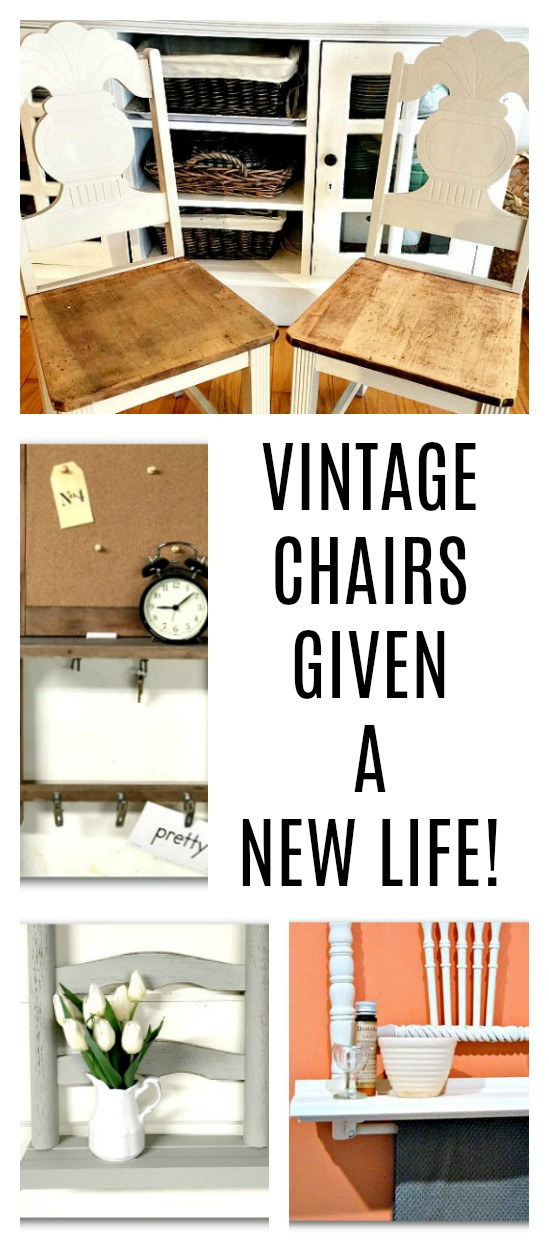 Five Easy Repurposed Chair Ideas Homeroad