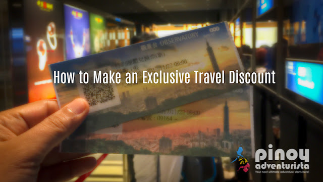 How to Make an Exclusive Travel Discount